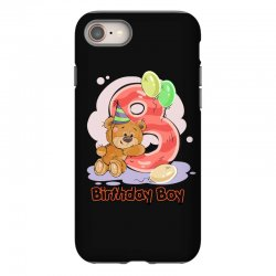 8ST BIRTHDAY BOY iPhone 8 Case | Artistshot