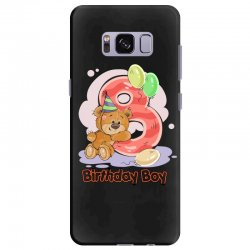 8ST BIRTHDAY BOY Samsung Galaxy S8 Plus Case | Artistshot
