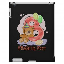 8ST BIRTHDAY BOY iPad 3 and 4 Case | Artistshot