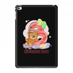 8ST BIRTHDAY BOY iPad Mini 4 Case | Artistshot