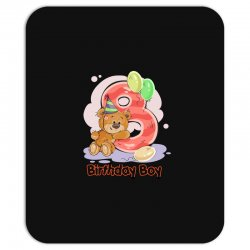 8ST BIRTHDAY BOY Mousepad | Artistshot