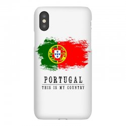 Portugal iPhoneX Case | Artistshot