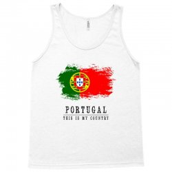 Portugal Tank Top | Artistshot