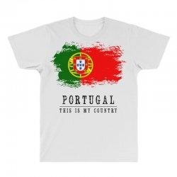 Portugal All Over Men's T-shirt | Artistshot
