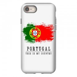 Portugal iPhone 8 Case | Artistshot