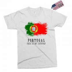 Portugal Exclusive T-shirt | Artistshot