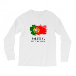 Portugal Long Sleeve Shirts | Artistshot