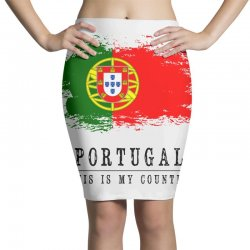 Portugal Pencil Skirts | Artistshot