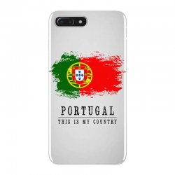 Portugal iPhone 7 Plus Case | Artistshot
