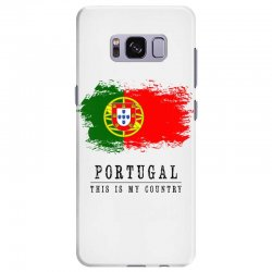 Portugal Samsung Galaxy S8 Plus Case | Artistshot