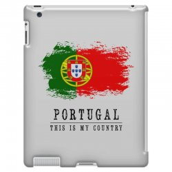 Portugal iPad 3 and 4 Case | Artistshot