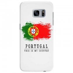 Portugal Samsung Galaxy S7 Edge Case | Artistshot