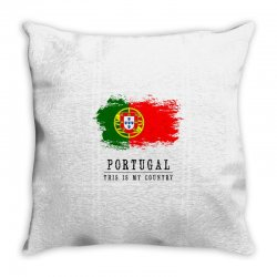 Portugal Throw Pillow | Artistshot
