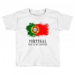 Portugal Toddler T-shirt | Artistshot