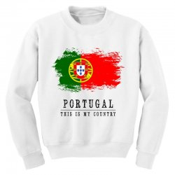 Portugal Youth Sweatshirt | Artistshot