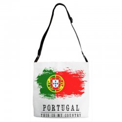 Portugal Adjustable Strap Totes | Artistshot