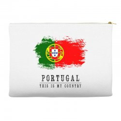 Portugal Accessory Pouches | Artistshot