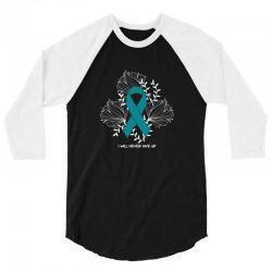 i will never give up for dark 3/4 Sleeve Shirt | Artistshot