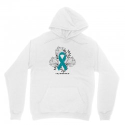 i will never give up for light Unisex Hoodie | Artistshot