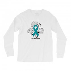 i will never give up for light Long Sleeve Shirts | Artistshot