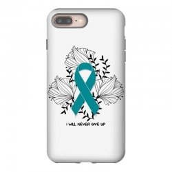 i will never give up for light iPhone 8 Plus Case | Artistshot