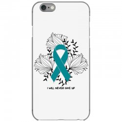 i will never give up for light iPhone 6/6s Case | Artistshot
