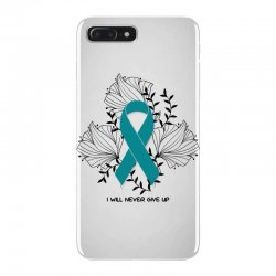 i will never give up for light iPhone 7 Plus Case | Artistshot