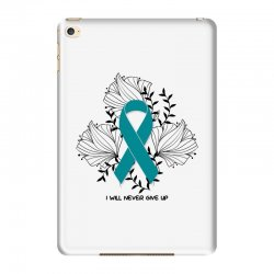 i will never give up for light iPad Mini 4 Case | Artistshot