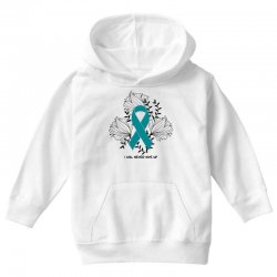 i will never give up for light Youth Hoodie | Artistshot