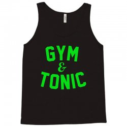 gym tonic Tank Top | Artistshot
