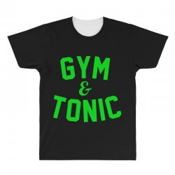 gym tonic All Over Men's T-shirt | Artistshot