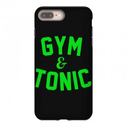 gym tonic iPhone 8 Plus Case | Artistshot