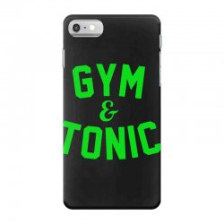gym tonic iPhone 7 Case | Artistshot