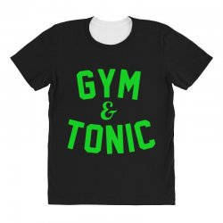 gym tonic All Over Women's T-shirt | Artistshot