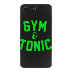 gym tonic iPhone 7 Plus Case | Artistshot