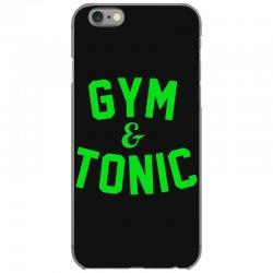 gym tonic iPhone 6/6s Case | Artistshot