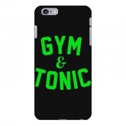 gym tonic iPhone 6 Plus/6s Plus Case | Artistshot