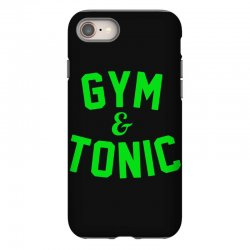 gym tonic iPhone 8 Case | Artistshot
