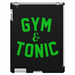 gym tonic iPad 3 and 4 Case | Artistshot