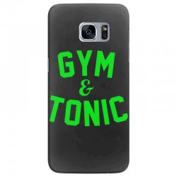 gym tonic Samsung Galaxy S7 Edge Case | Artistshot