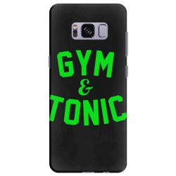 gym tonic Samsung Galaxy S8 Plus Case | Artistshot