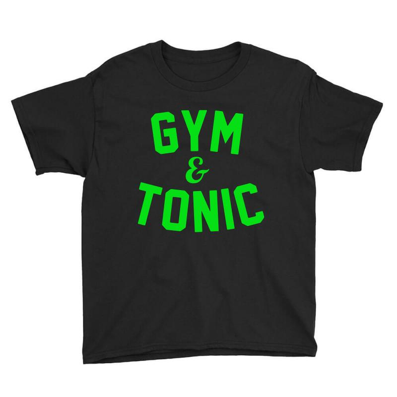 Gym Tonic Youth Tee | Artistshot