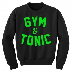 gym tonic Youth Sweatshirt | Artistshot