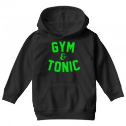 gym tonic Youth Hoodie | Artistshot