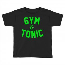 gym tonic Toddler T-shirt | Artistshot