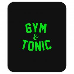gym tonic Mousepad | Artistshot