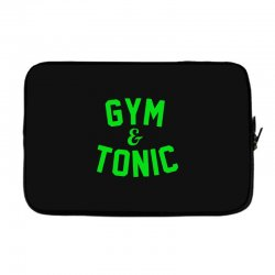 gym tonic Laptop sleeve | Artistshot