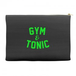 gym tonic Accessory Pouches | Artistshot