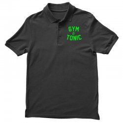 gym tonic Polo Shirt | Artistshot