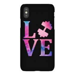love gym iPhoneX Case | Artistshot